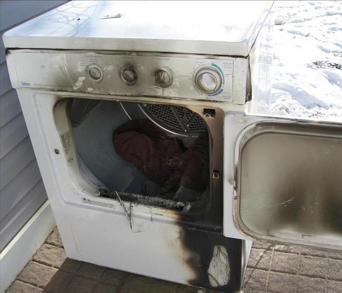 Dryer Fire in Shakopee, MN