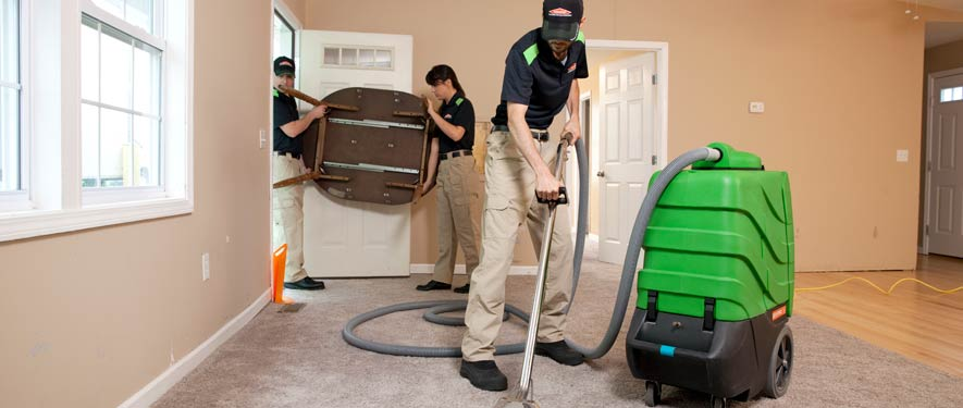 Chaska, MN residential restoration cleaning